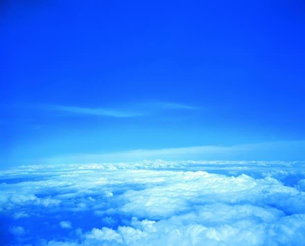 你喜欢天空的颜色吗?