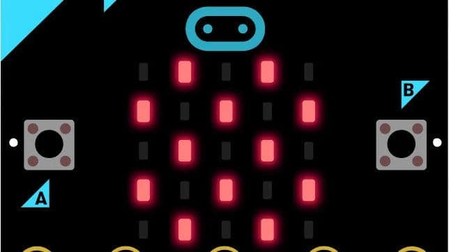 Micro:bit 模拟传球小程序