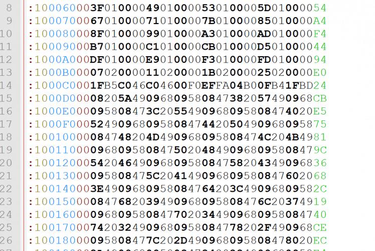 Micro:bit 项目管理与 hex 文件的使用