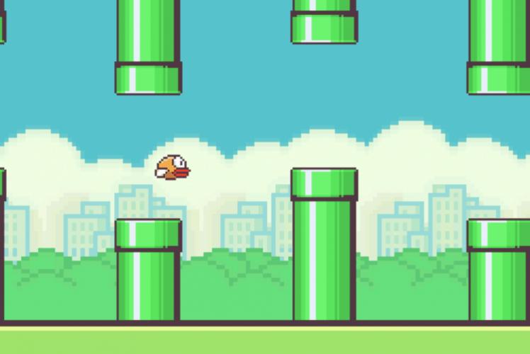 「图形化编程」Micro:bit Flappy Bird 小游戏(一)